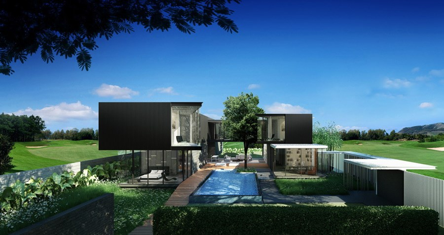 Monthon Ville Residence by AAD design 02