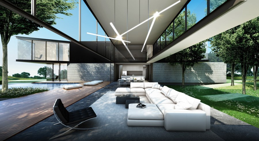 Monthon Ville Residence by AAD design 05
