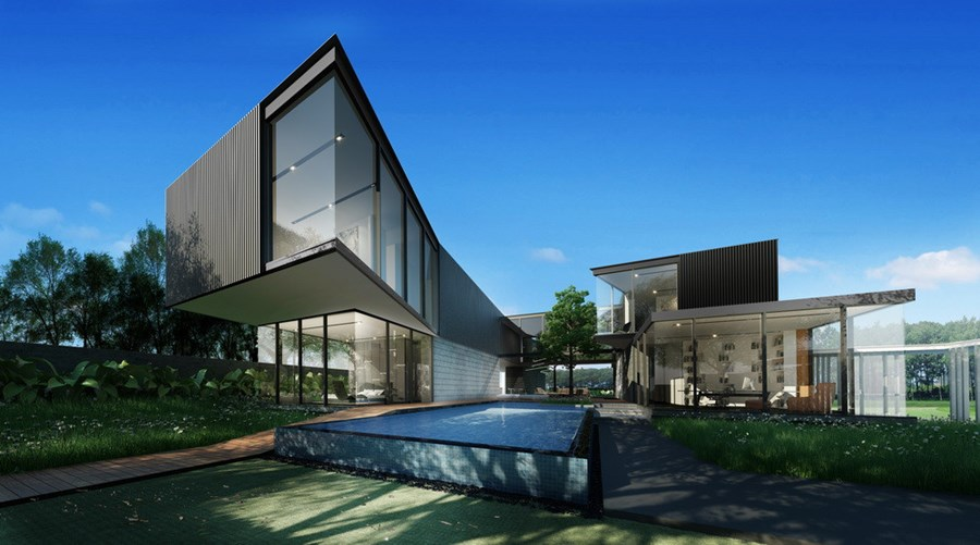 Monthon Ville Residence by AAD design 07