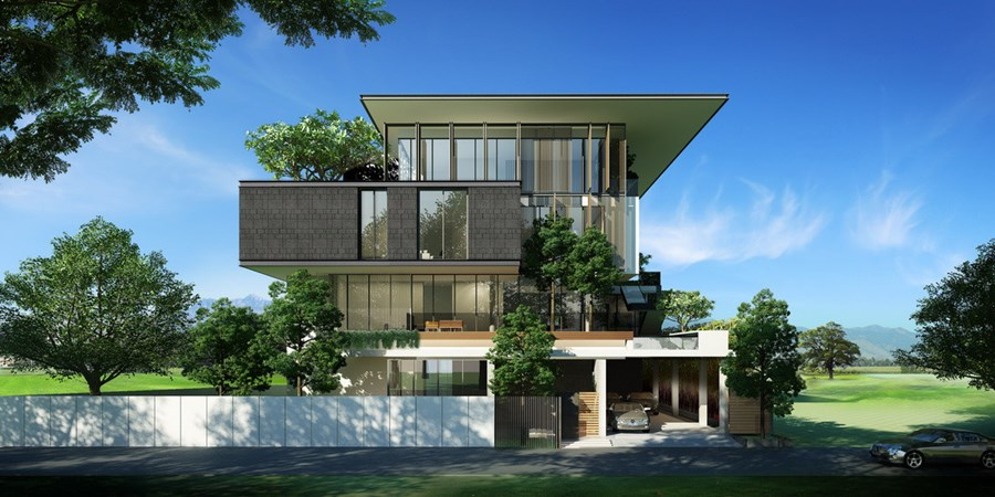 Narathiwat Residence by AAD design 04