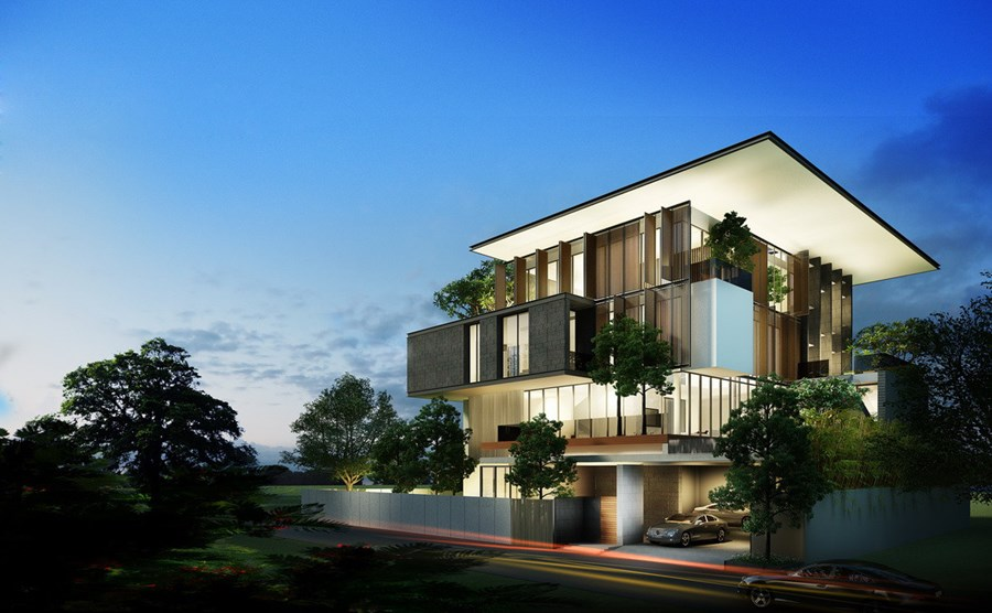 Narathiwat Residence by AAD design 09