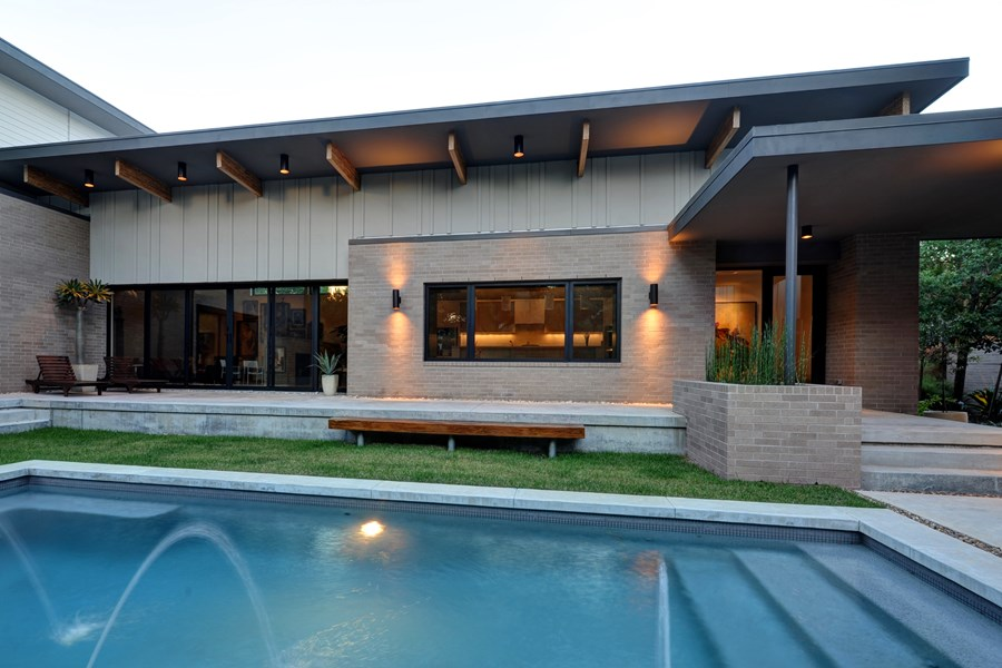 North Boulevard House by StudioMet Architects 02