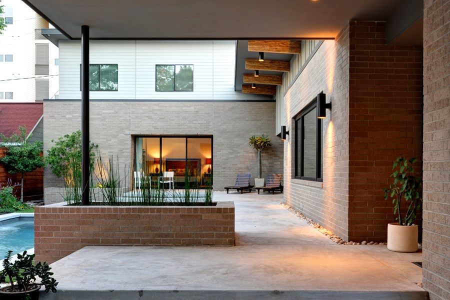 North Boulevard House by StudioMet Architects 05