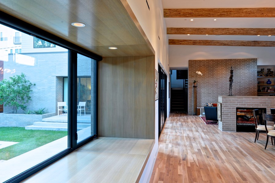 North Boulevard House by StudioMet Architects 07