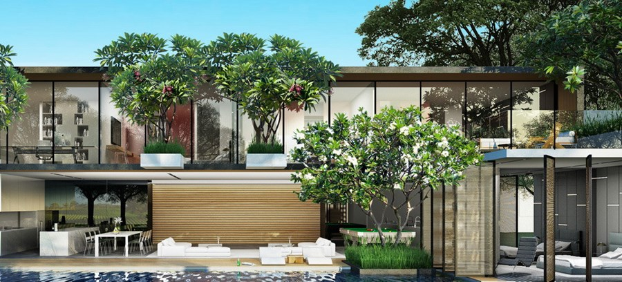 Pattaya Residence by AAd design 02