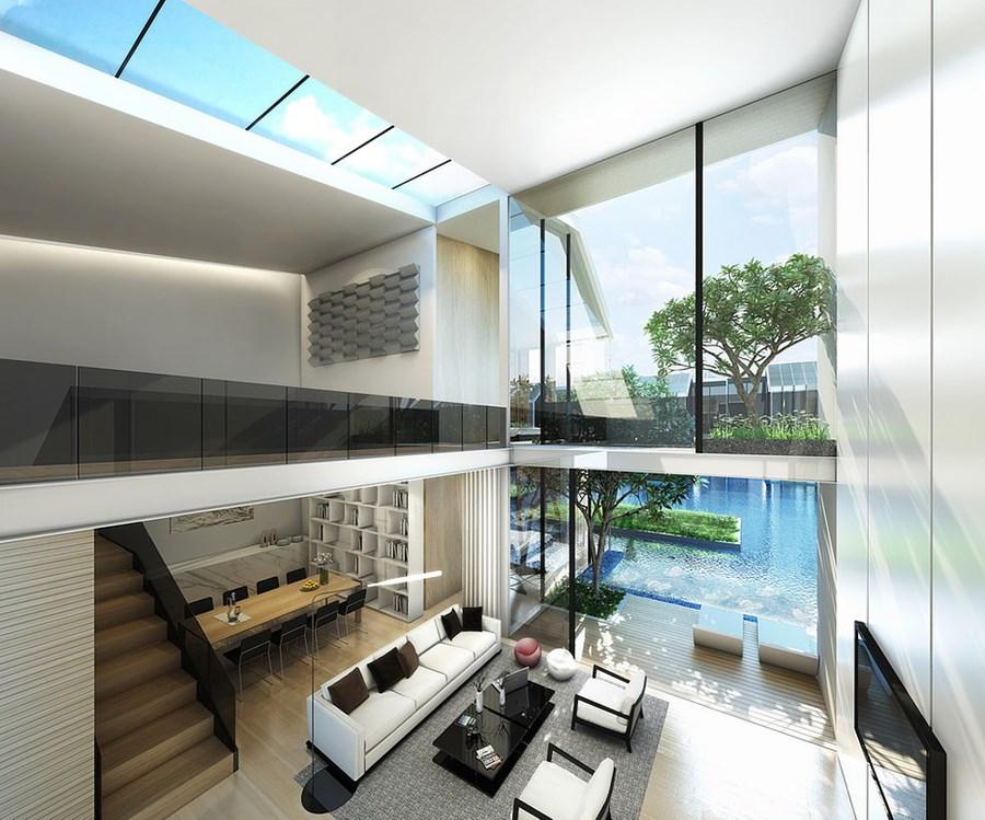 Pattaya Residence by AAd design