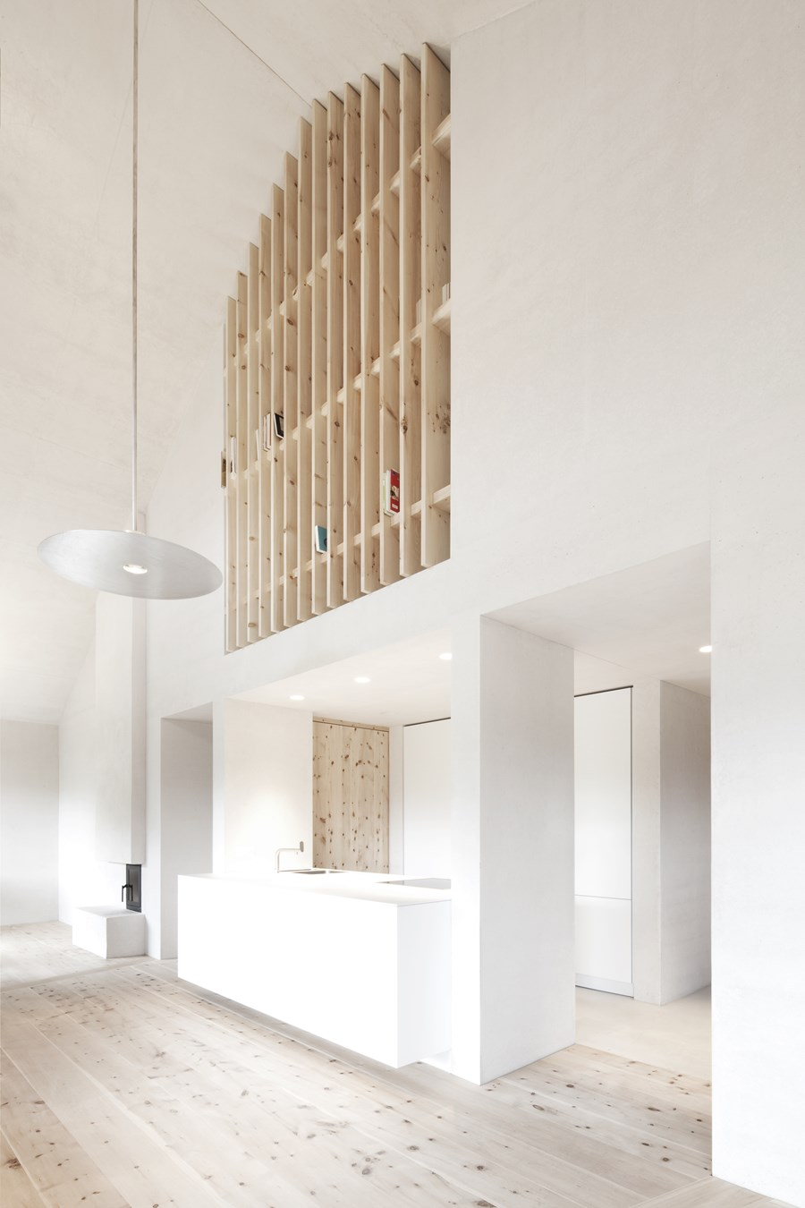 Wohnhaus Pliscia 13 by Pedevilla Architects 10