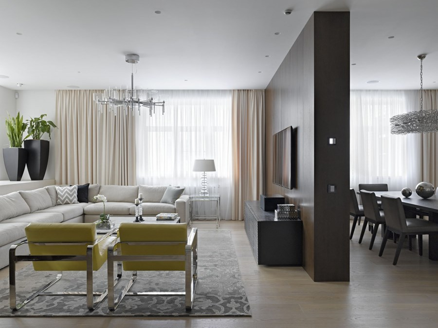 Apartment in Alexander Nevsky street by Alexandra Fedorova 01
