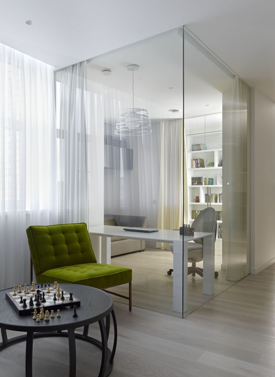 Apartment in Alexander Nevsky street by Alexandra Fedorova 11