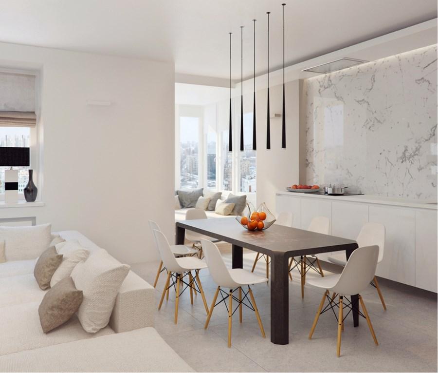 Apartment in Izmailovo by Alexandra Fedorova 02