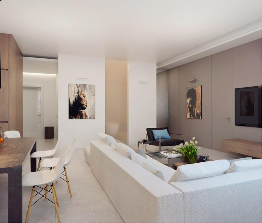 Apartment in Izmailovo by Alexandra Fedorova 03