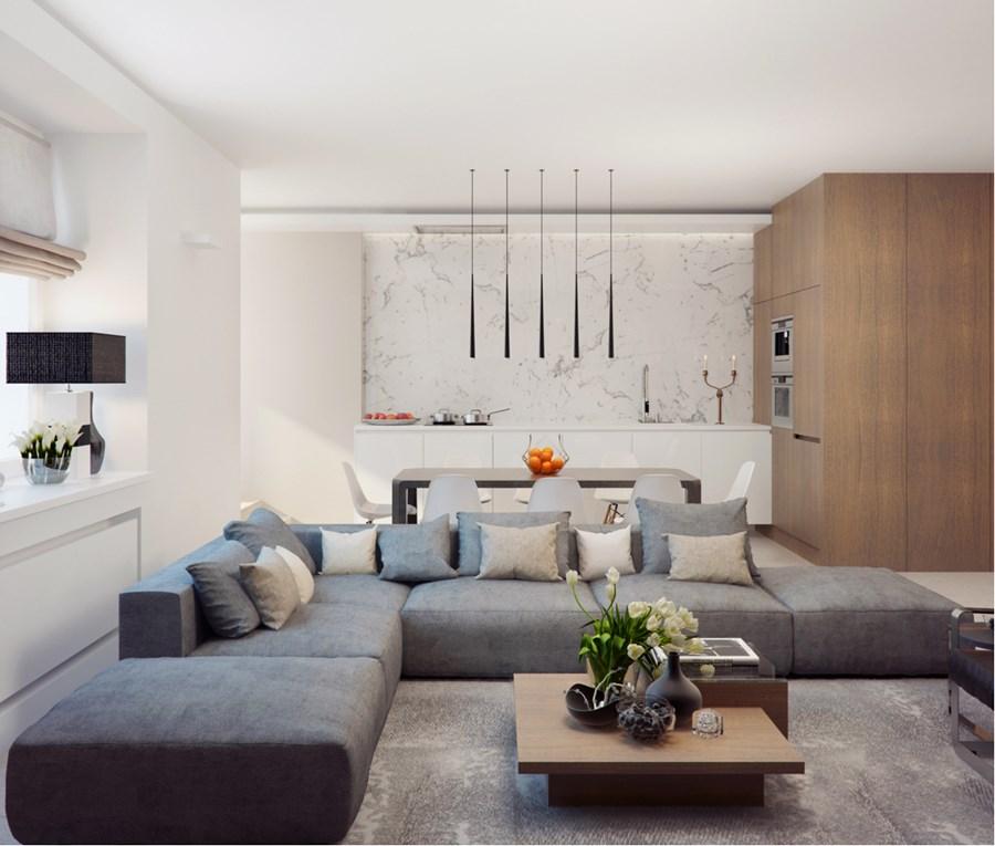 Apartment in Izmailovo by Alexandra Fedorova 04