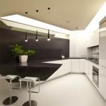 Apartment in Leninsky prospekt by Alexandra Fedorova 02