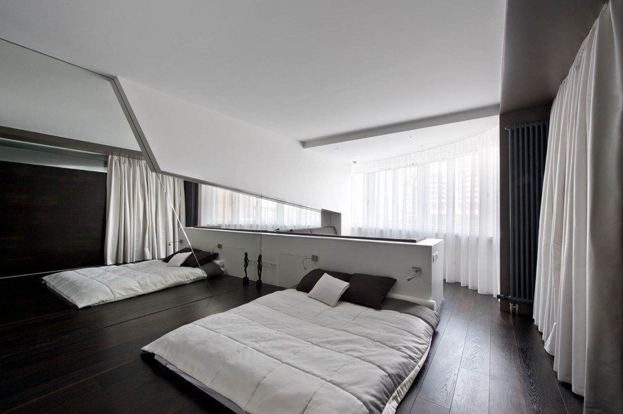 Apartment in Leninsky prospekt by Alexandra Fedorova 06