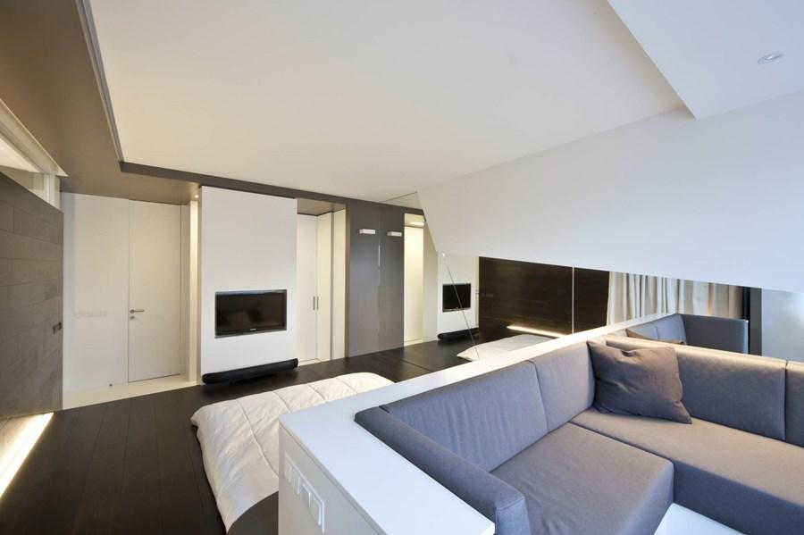 Apartment in Leninsky prospekt by Alexandra Fedorova 07