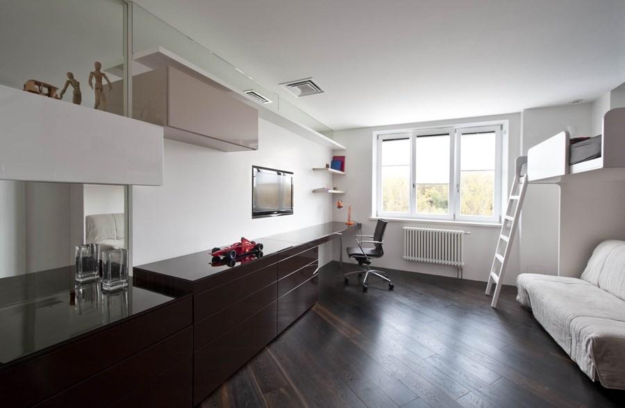 Apartment in Leninsky prospekt by Alexandra Fedorova 08