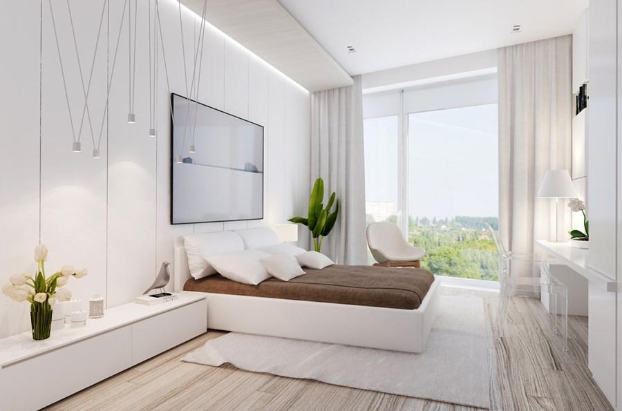 Apartment in Mirax park by Alexandra Fedorova 12 - MyHouseIdea