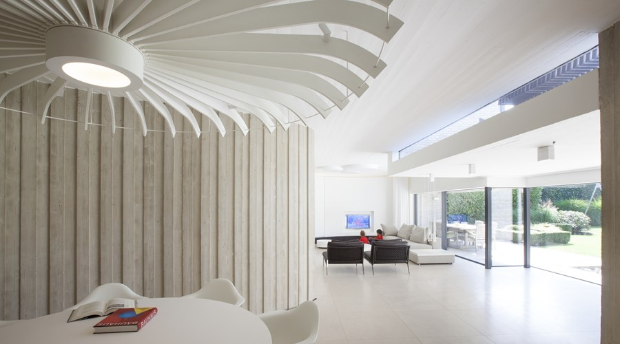 House N Hasselt by UAU collectiv 07