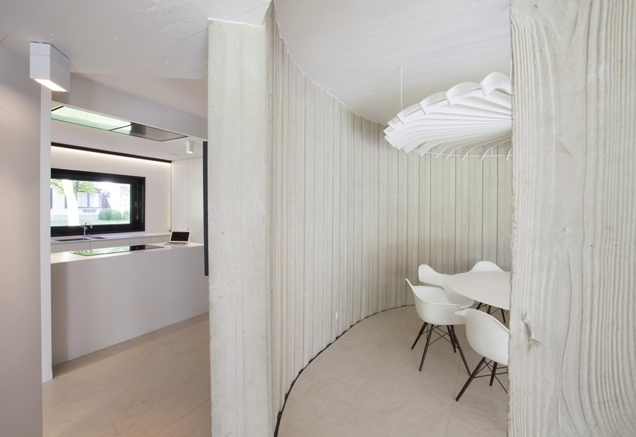 House N Hasselt by UAU collectiv 09