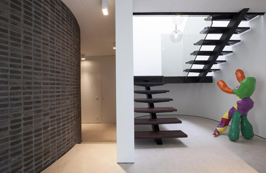 House N Hasselt by UAU collectiv 17