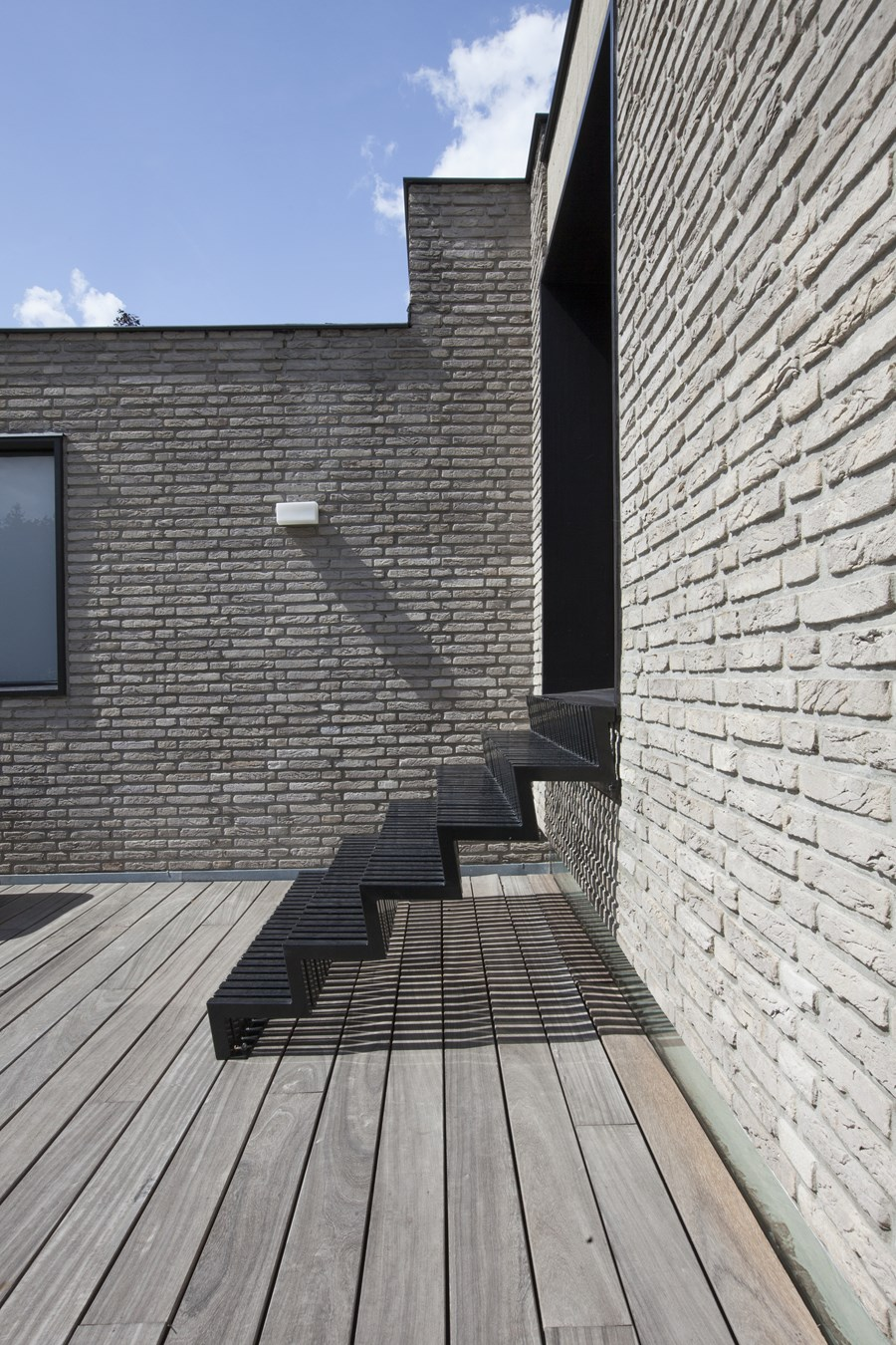 House N Hasselt by UAU collectiv 27