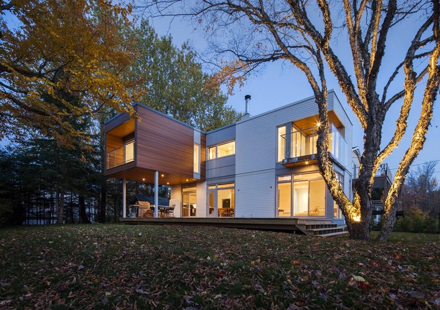 L House by CCM2 architectes 02