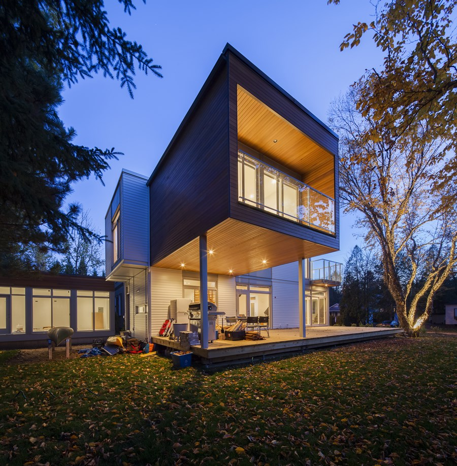 L House by CCM2 architectes 03
