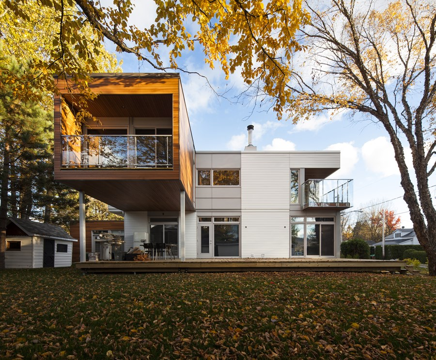 L House by CCM2 architectes 08