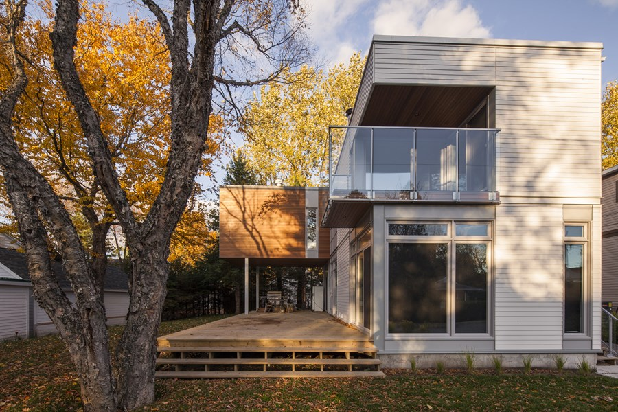 L House by CCM2 architectes 09