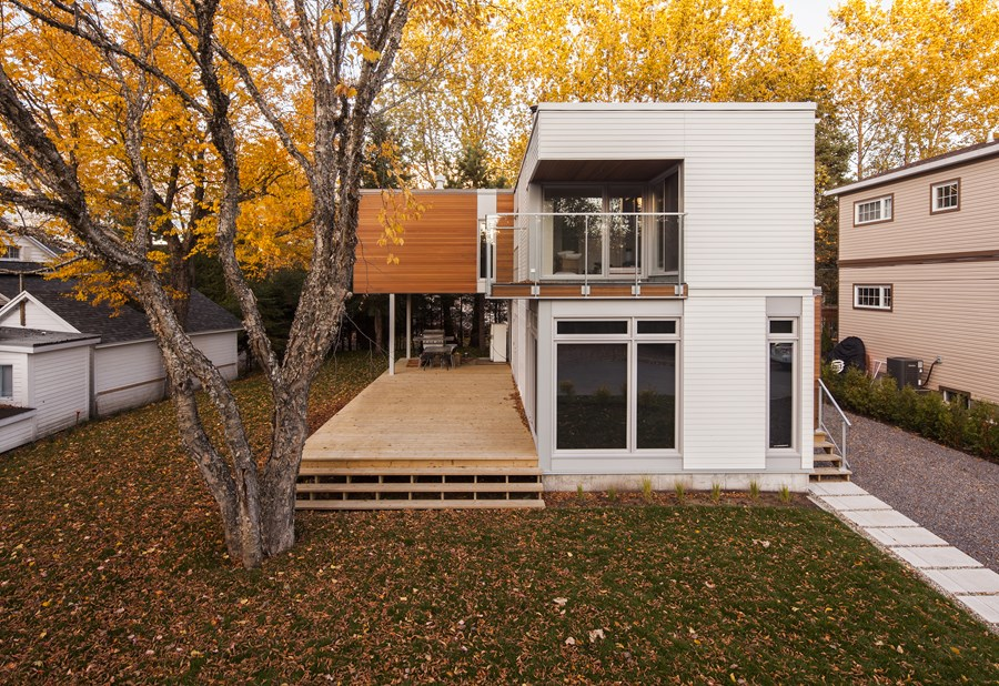 L House by CCM2 architectes 11
