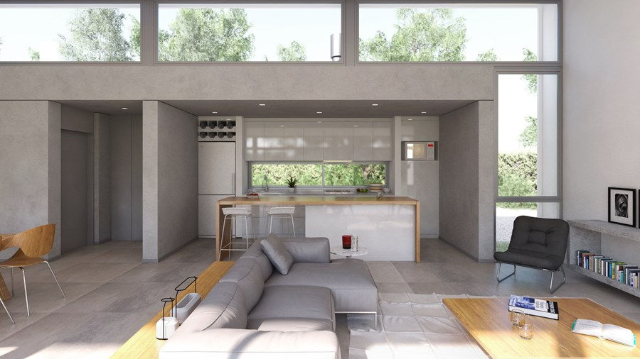 Memory house in Mercedes by +Arqs 06