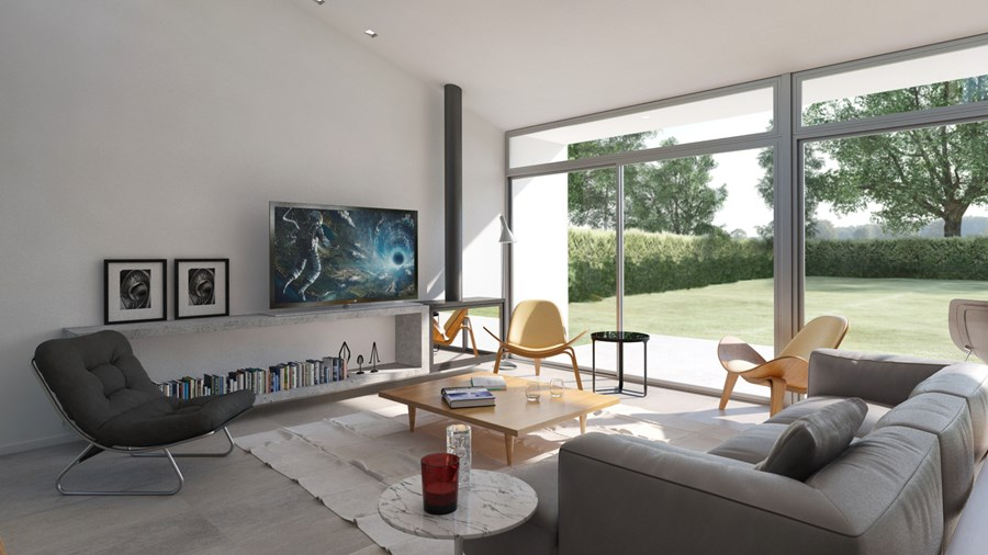 Memory house in Mercedes by +Arqs 07