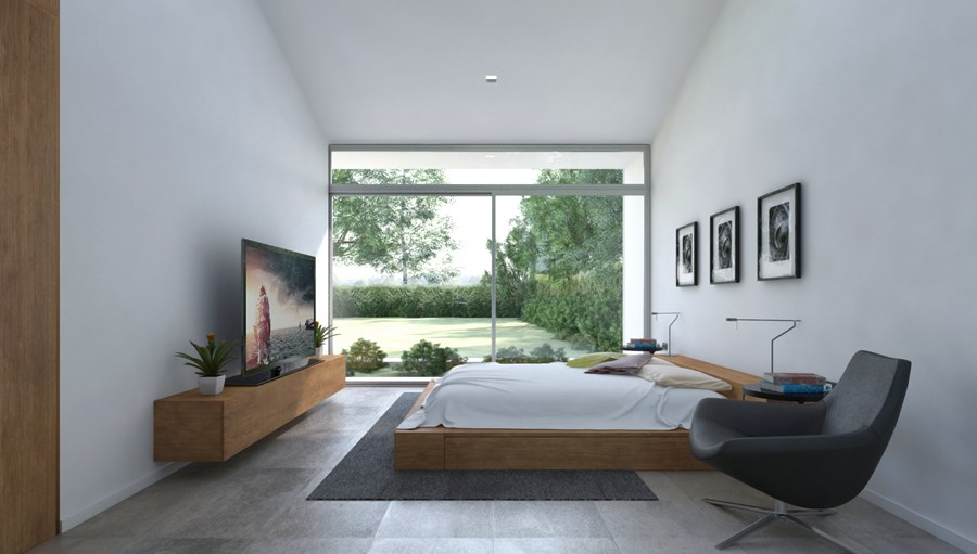 Memory house in Mercedes by +Arqs 11