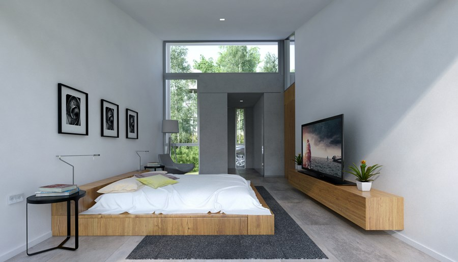 Memory house in Mercedes by +Arqs 12