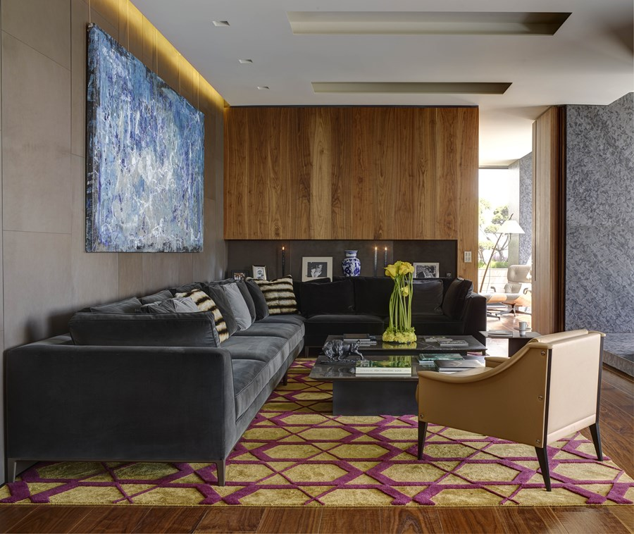 Moscow Penthouse by Mario Mazzer Architects 01