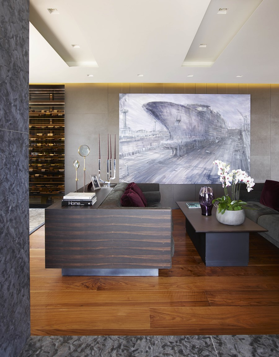 Moscow Penthouse by Mario Mazzer Architects 02