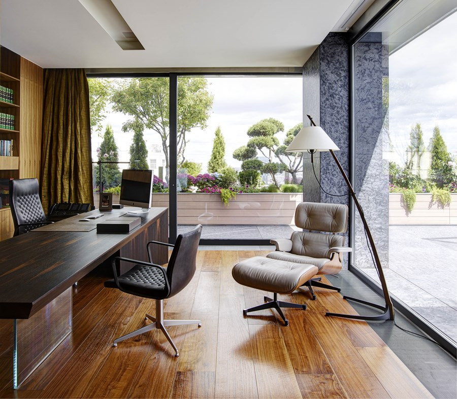 Moscow Penthouse by Mario Mazzer Architects 10