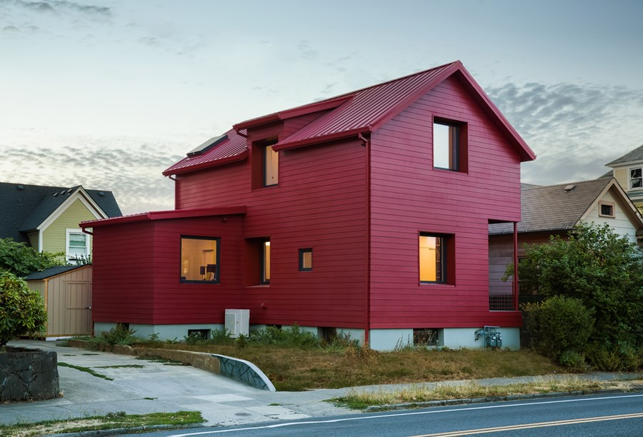 Red House by Waechter Architecture 06