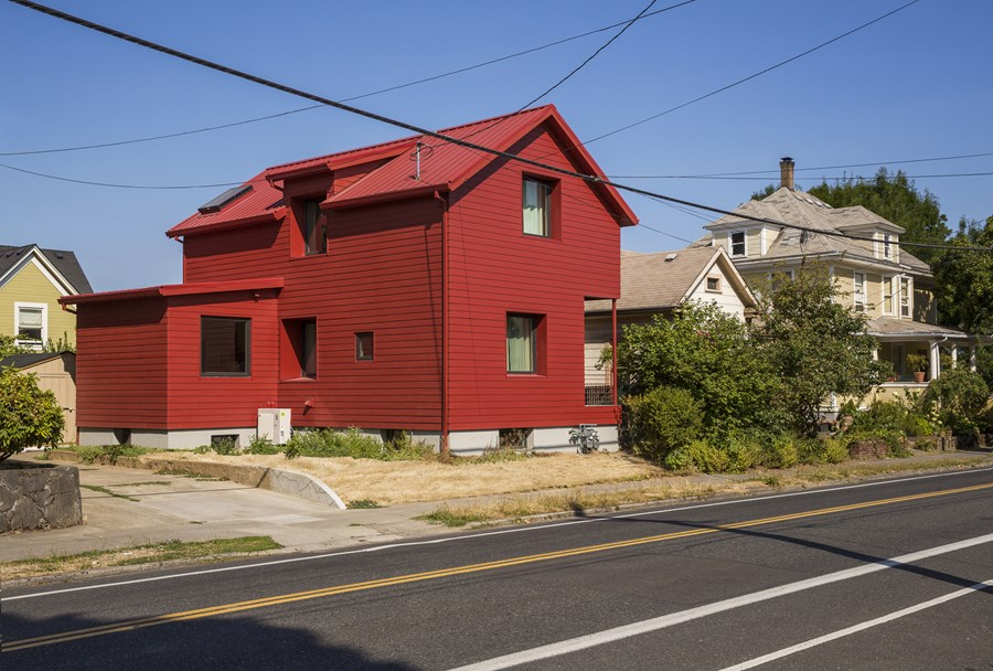 Red House by Waechter Architecture 07