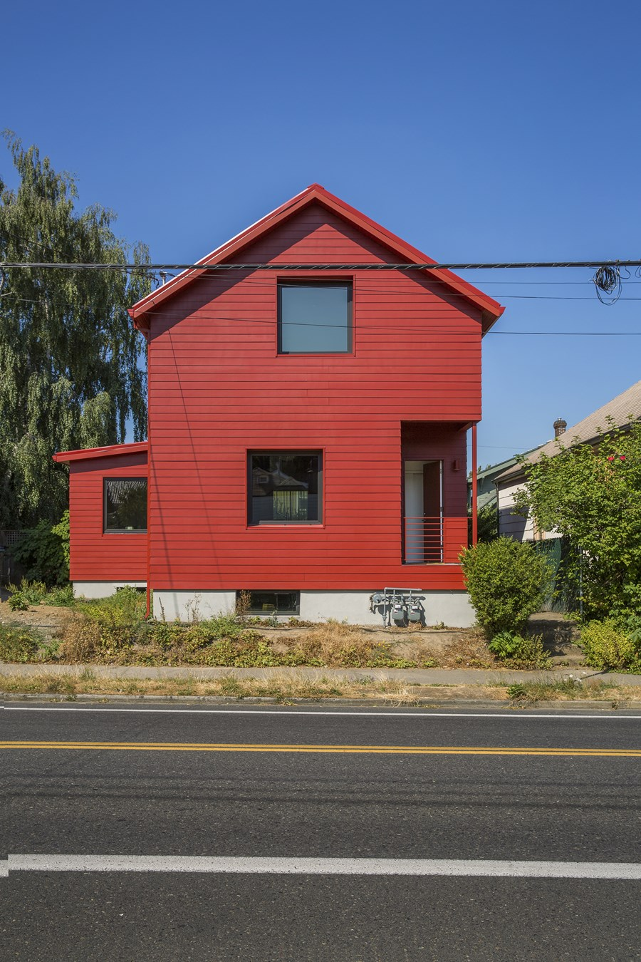 Red House by Waechter Architecture 08