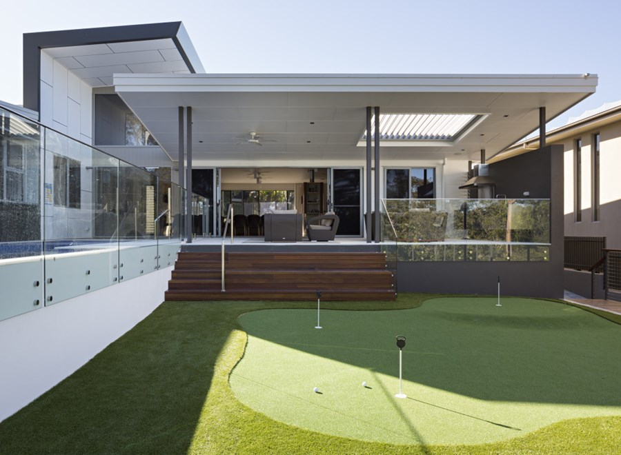 The Golf House by Studio 15b 03