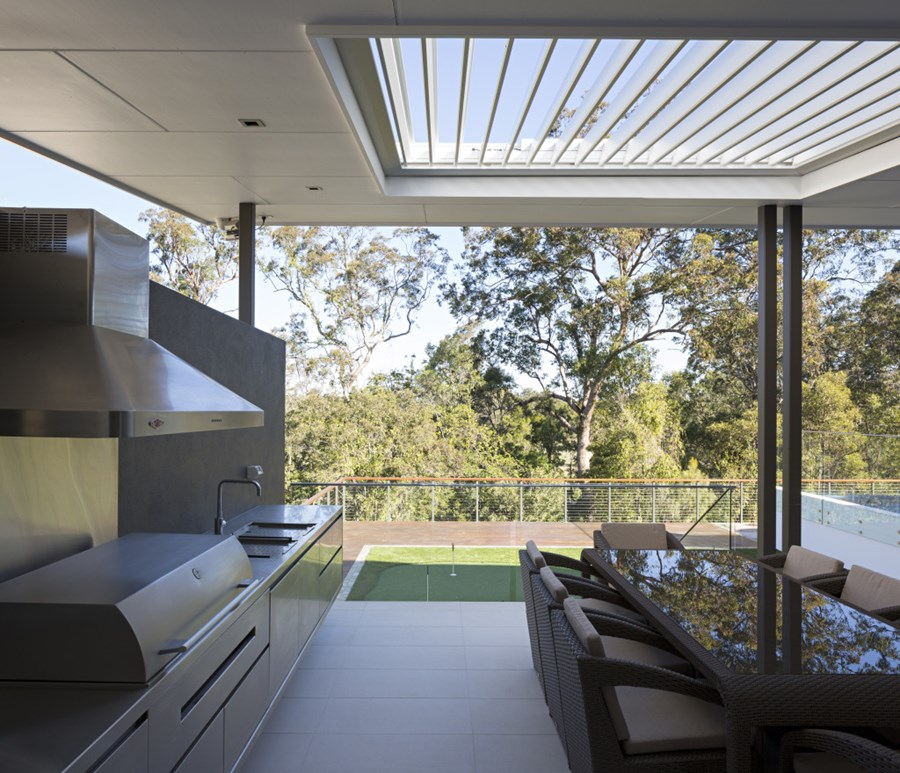 The Golf House by Studio 15b 21