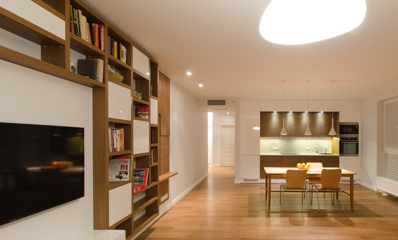 Apartment in Vilnius by Uniko 01