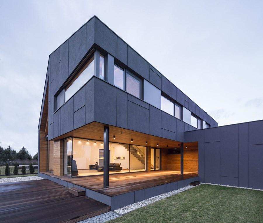 RYB house by BECZAK ARCHITEKCI 02