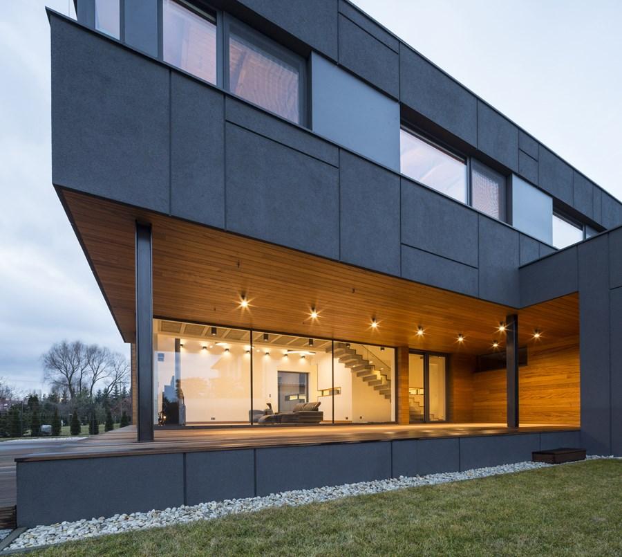 RYB house by BECZAK ARCHITEKCI 04