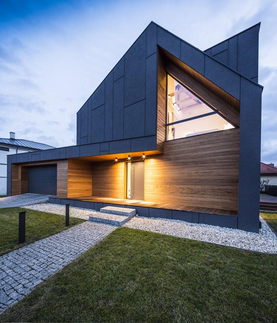 RYB house by BECZAK ARCHITEKCI 08