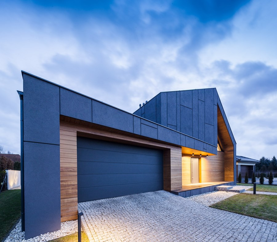 RYB house by BECZAK ARCHITEKCI 12