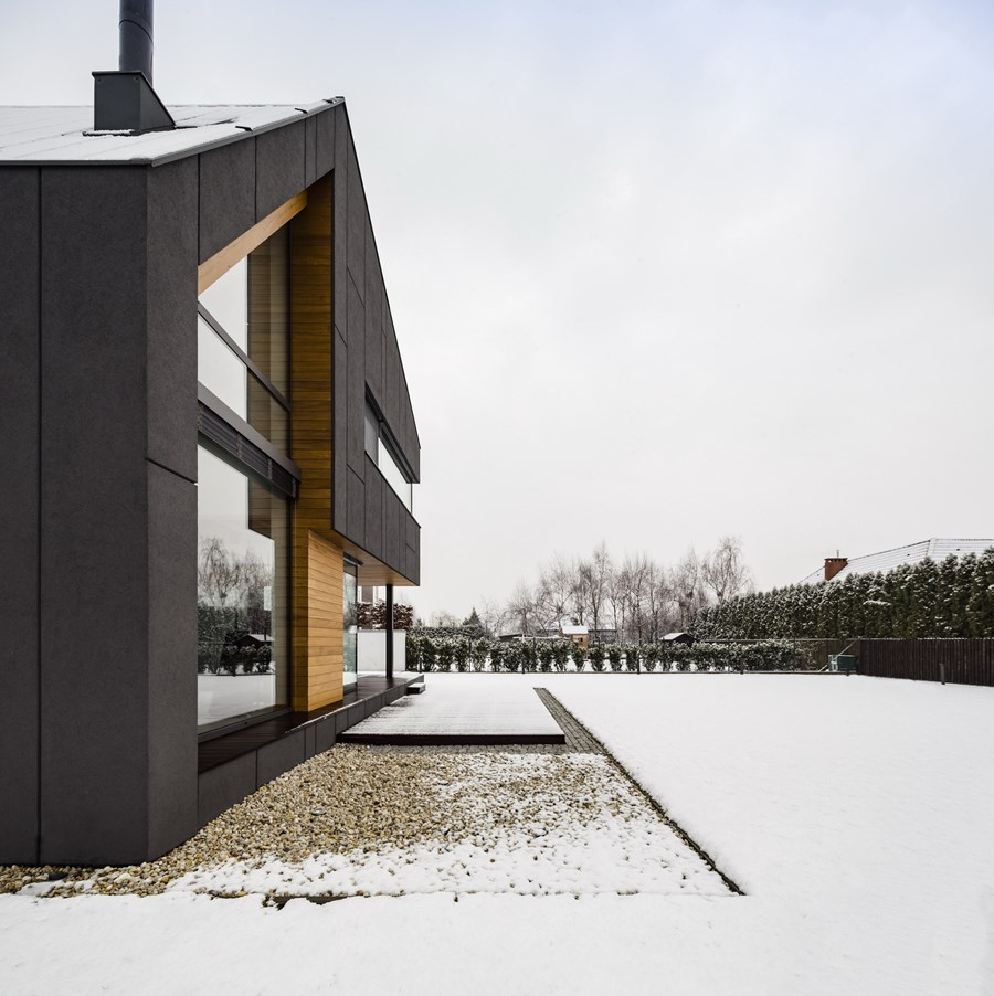 RYB house by BECZAK ARCHITEKCI 15
