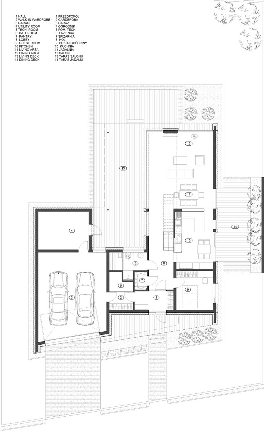 RYB house by BECZAK ARCHITEKCI 18