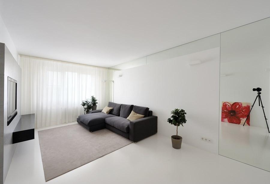 Apartment in Trekhgorka by Alexandra Fedorova 02